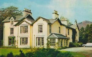 Dale Lodge Hotel Grasmere Cumbria Postcard