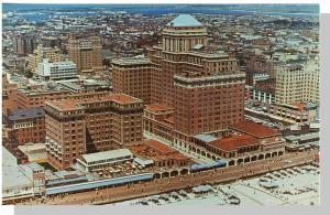 Atlantic City, New Jersey/NJ Postcard, Chalfonte-Haddon Hall