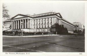 RP: WASHINGTON D.C. , 30-40s ; The Treasury