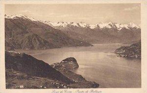 Italy Punta di Bellagio Lago di Como