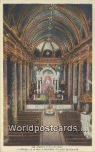 Old Basilica Ste Anne De Beaupre Canada Unused