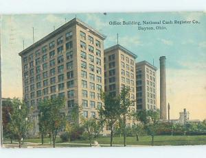 Divided-Back NATIONAL CASH REGISTER NCR COMPANY Dayton Ohio OH G2431