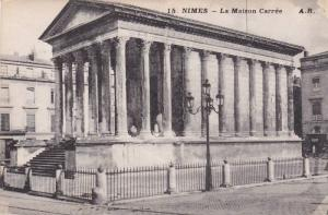 NIMES, La Maison Carree, Gard, France, 00-10s