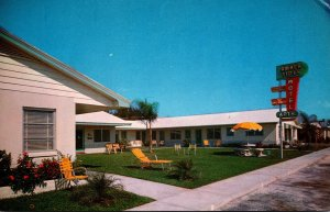 Florida Clearwater Beach Amber Tides Motel