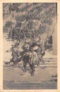 B98101 les peperes pantheon de la guerre military postcard paris france gorguet