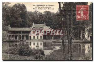 Postcard Old Versailles Hamlet Marie Antoinette