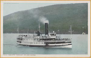 Lake George, New York- New Steamer Horicon