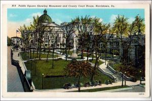 Public Square, Norristown PA
