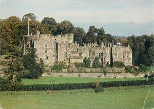 Postcard England Berkeley Castle