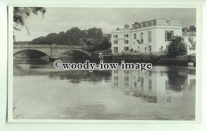 tp9898 - Devon - The Seamour Hotel by the River and Bridge, in Totes - Postcard