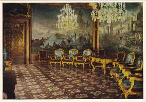 Schloss Schoenbrunn Gobelin Hall Wien Vienna Austria