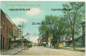 1st St., Fulton NY