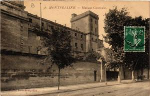 CPA  Montpellier - Maison Centrale    (511339)