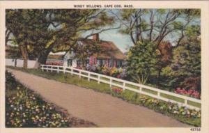 Massachusetts Cape Cod Windy Willows