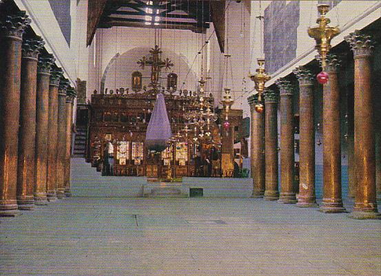 Jordan Bethlehem Nativity Basilica
