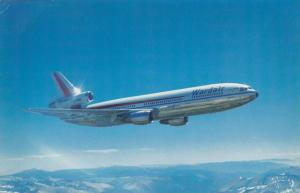 DC-10-30 Jet airplane , WARDAIR Airlines, 60-80s