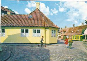 Hans Andersen's House Odensee Denmark