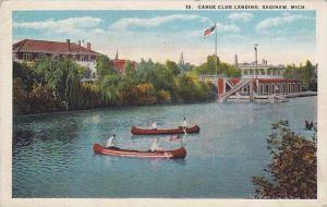 Canoe Club Landing, Saginaw, Michigan, 10-20s