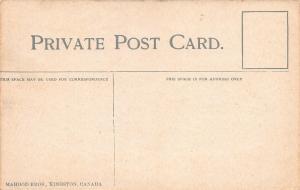 General Hospital, Kingston, Ontario, Canada, Early Postcard, unused