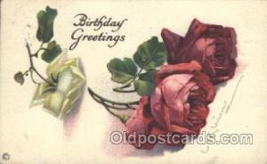 Artist Signed Catherine Klein Postcard Postcards Series 704 A Artist Catherin...