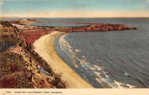 BR67810 sandy bay and straight point exmouth uk
