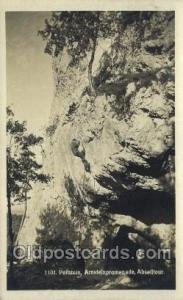 Peilstein, Arnsteinpromenade, Abseiltour Mountin, Rock Climbing, Explorer, Ol...