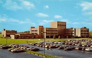 Maumee Ohio~St Luke's Catholic? Hospital~206 Beds (Now 300+) 1973 Postcard