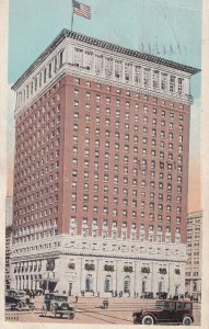 ST. LOUIS, Missouri, PU-1926; Hotel Statler
