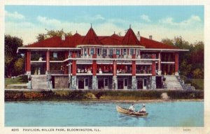 PAVILION MILLER PARK BLOOMINGTON, IL