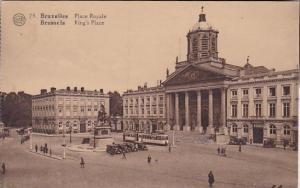 Belgium Brussells Kings Place