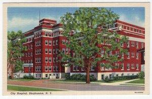 Binghamton, N.Y., City Hospital