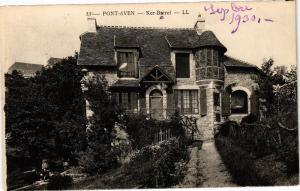 CPA  Pont-Aven - Ker-Batrel   (206753)