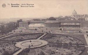 Belgium Brussels Botannical Garden