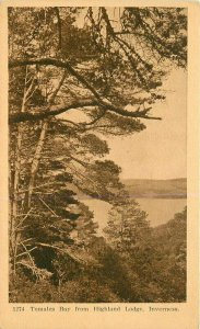 C-1910 Marin California Tomales  Bay Highland Lodge Postcard Mitchell 8116