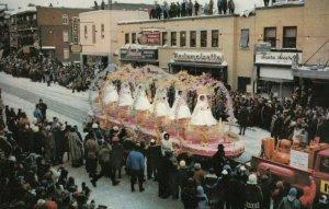 Carnaval de QUEBEC , Canada , 1965 ; Float #4