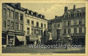 Namur, Belgium, België, la Belgique, Belgien Place de I'Ange Namur Place de ...