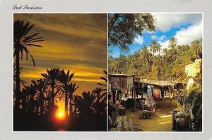 Sud Tunisien, Miami Lights, sunset, village