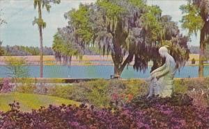 Middleton Place Gardens Charleston South Carolina 1970