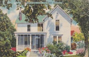 Arkansas Van Buren Bob Burns' Home
