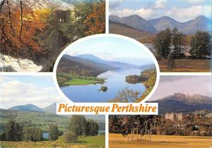 BR83316 picturesque perthshire scotland