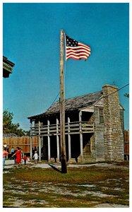 Missouri  Sibley  Fort Osage