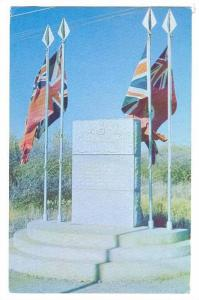 Mackenzie Monument, British Monument, Canada, 40-60s