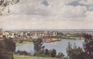 PERTH , Australia , 30-40s ; From King's Park