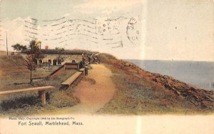 Fort SewallMarblehead , Massachusetts