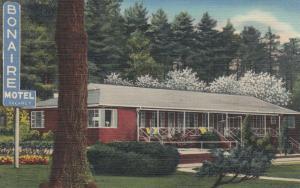 HENDERSONVILLE , North Carolina, 1930-40s ; Bonaire Motel