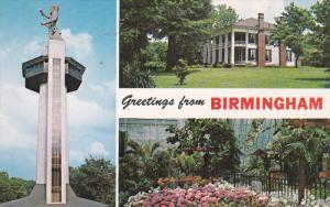 Vulcan Park, Arlington Ante-Bellum Home & Garden, Birmingham Botanical Garden...
