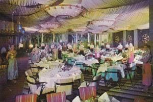 Texas Dallas La Tunisia Restaurant Main Dining Room Exchange Park