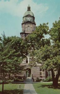 HUNTINGTON , West Virginia, 40-60s; Cabell County Court House