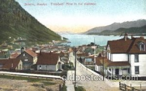 Juneau 1909 Alaska - Yukon Pacific Exposition Seattle Washington, USA Postcar...
