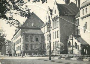 Postcard Poland Gliwice The Silesian Technical University